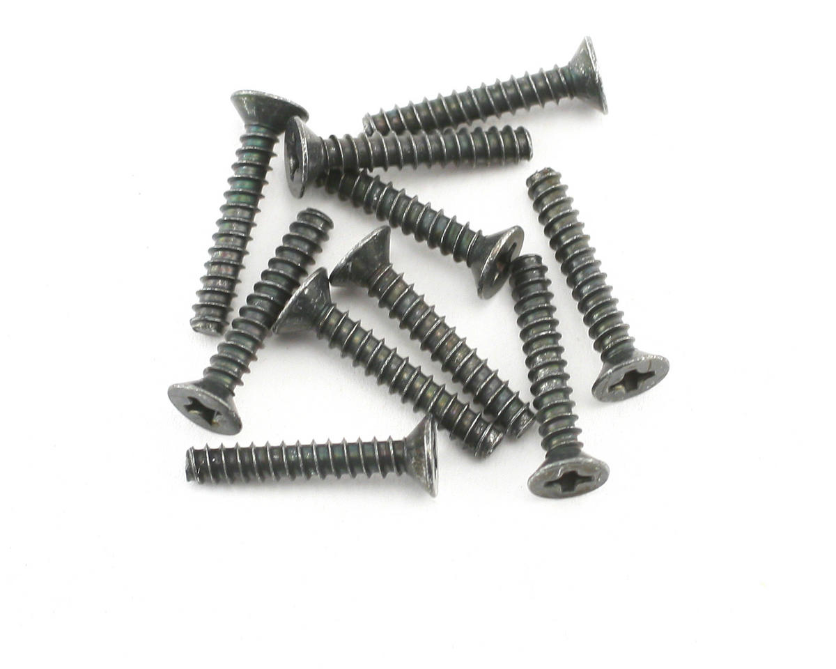 HPI Racing 3x18mm Flat Head Phillips Screw (10)