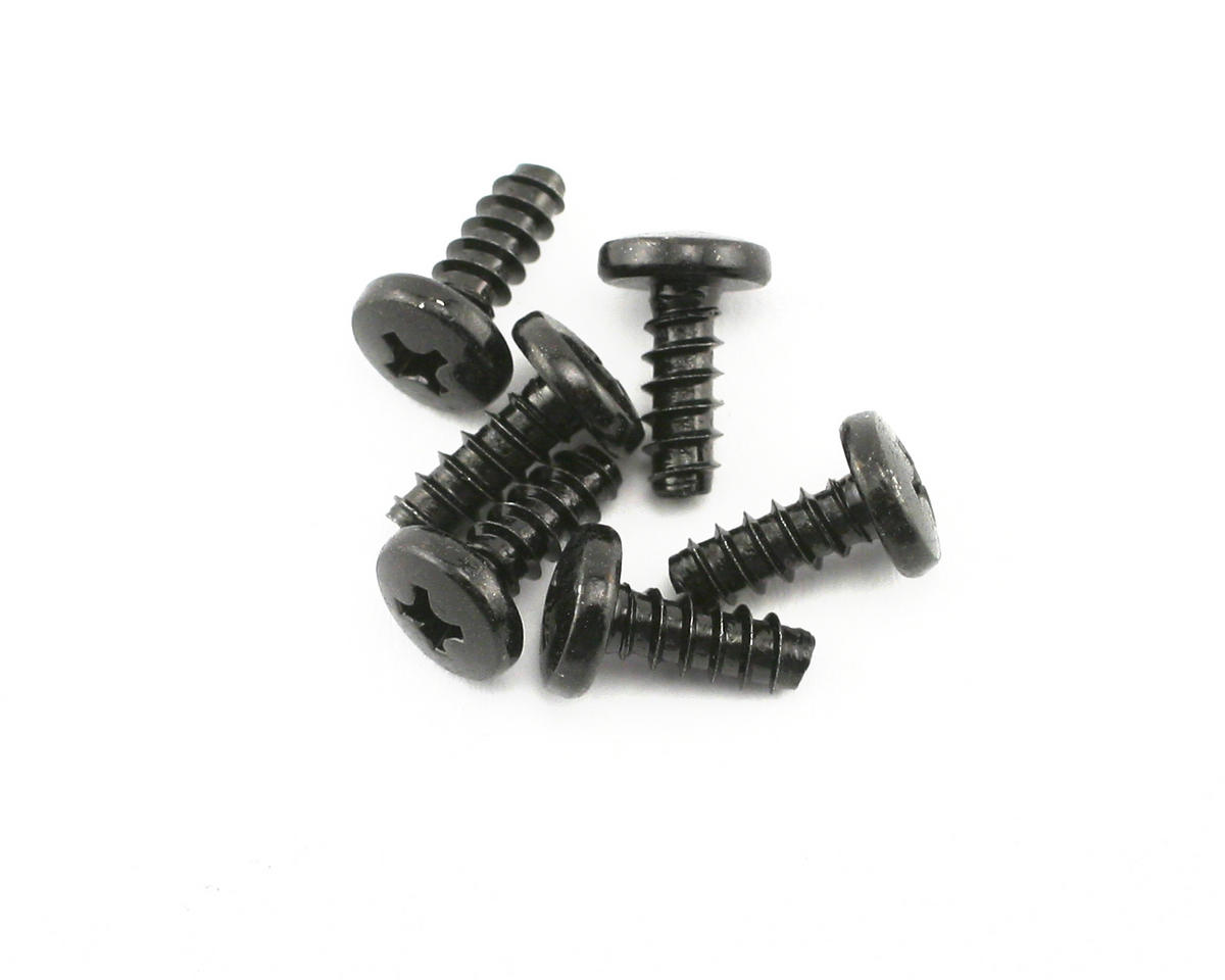 HPI Racing 4x10mm TP Binder Head Screw (6)