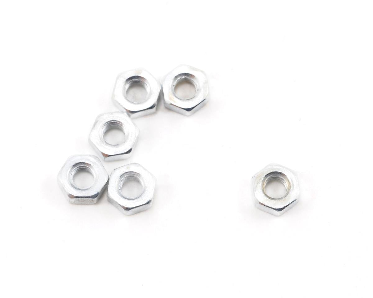 HPI Racing 3mm Nut (6) (HB TCX)