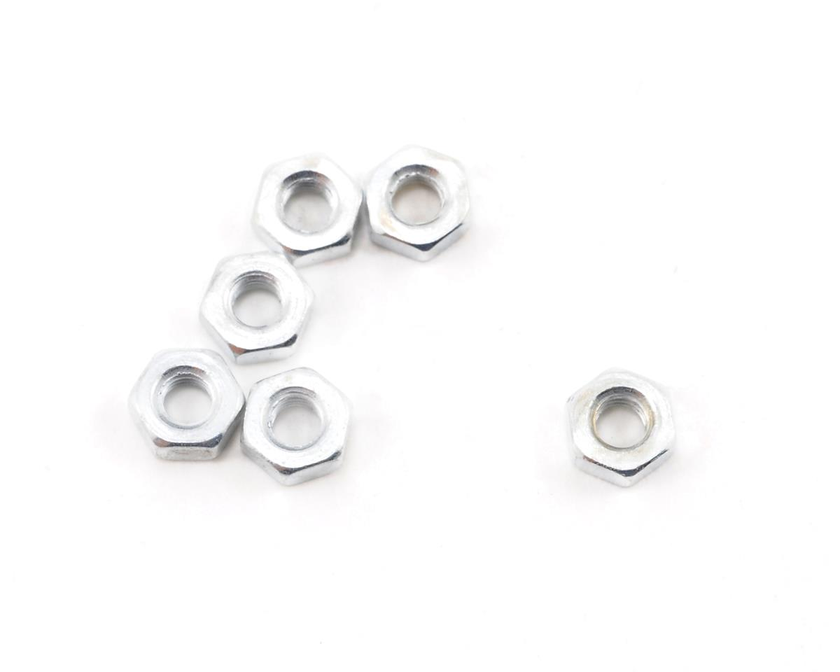 HPI Racing 3mm Nut (6) (Hot Bodies TCX)