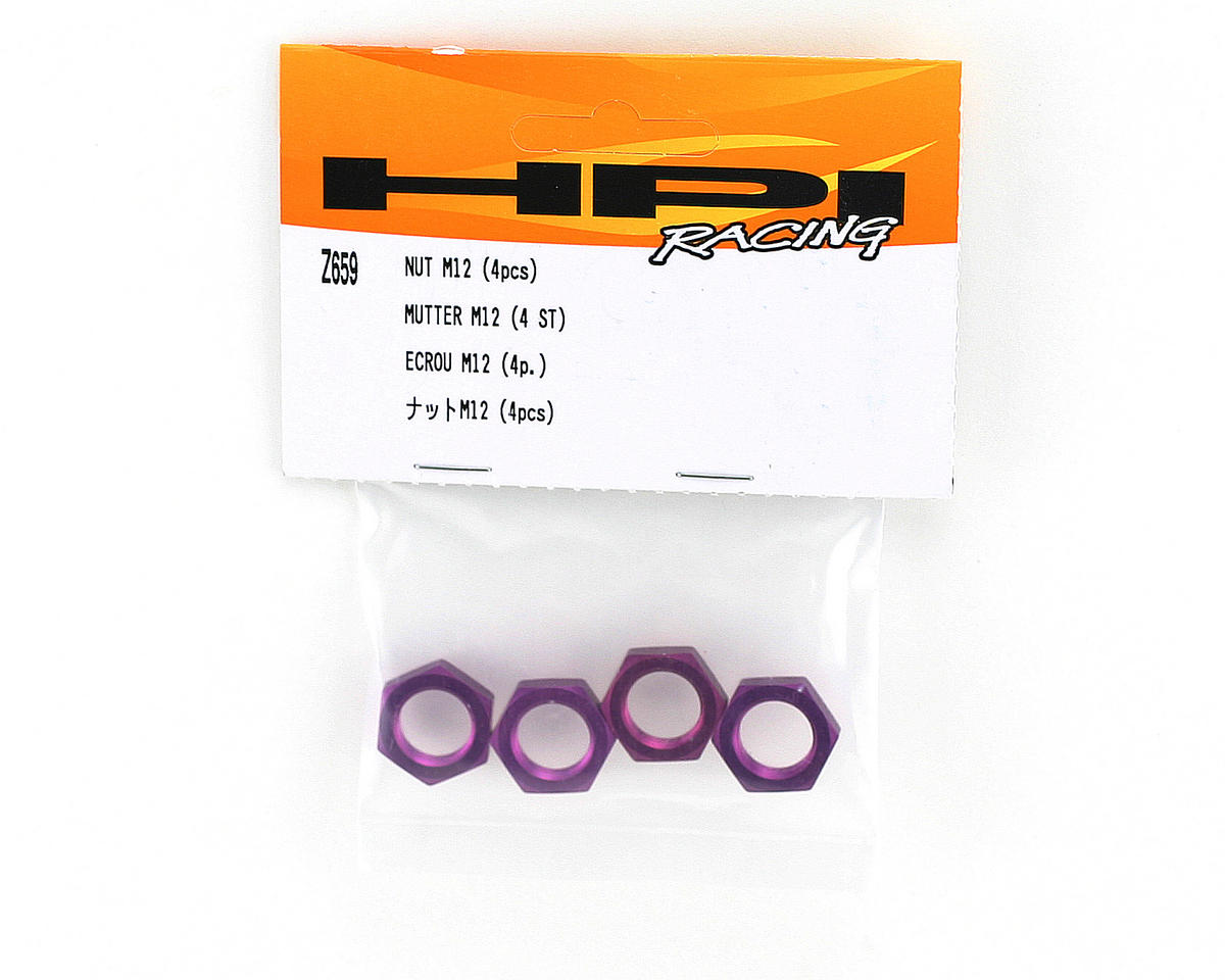 HPI Racing Nut M8 (4)