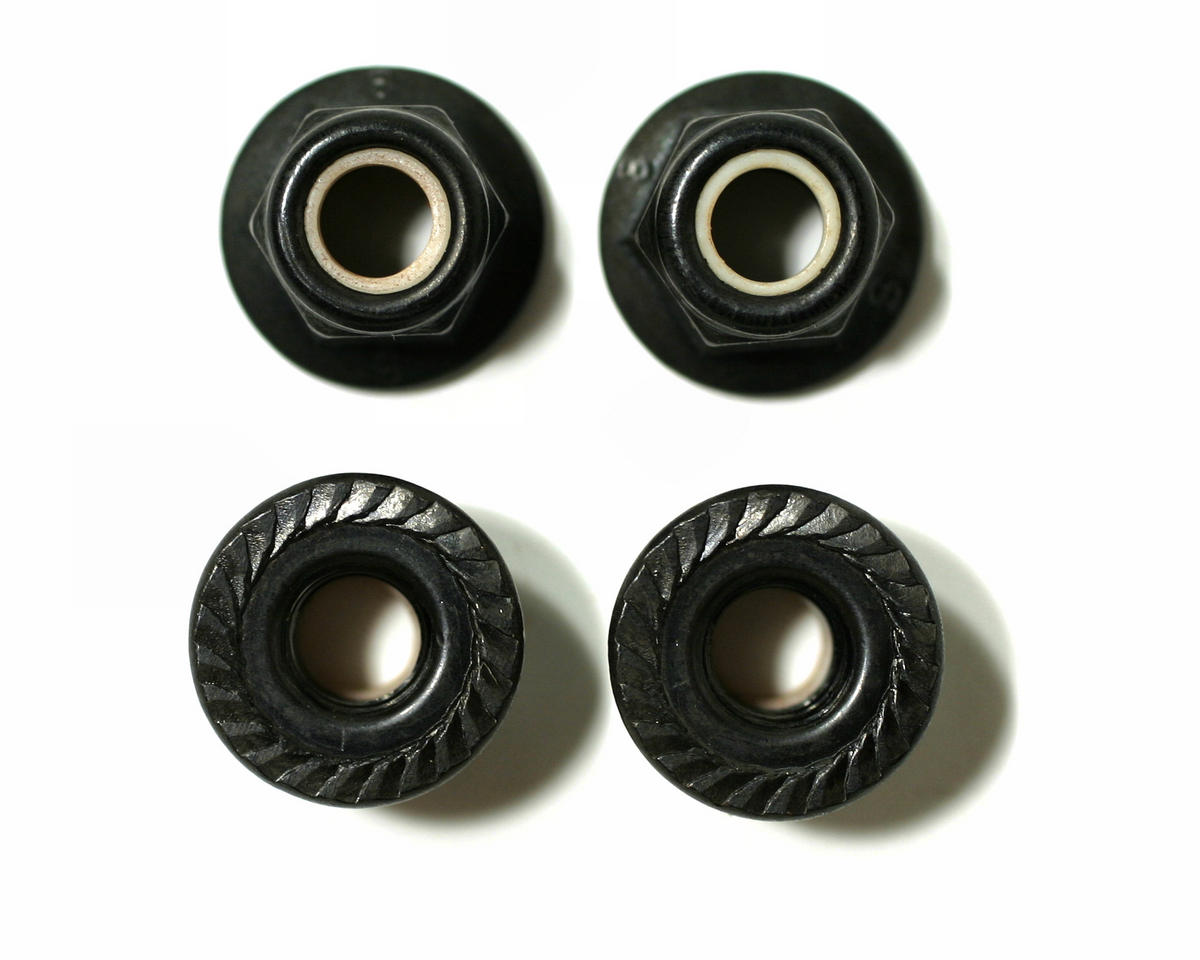 HPI Racing Flange Locknut M5 (4)