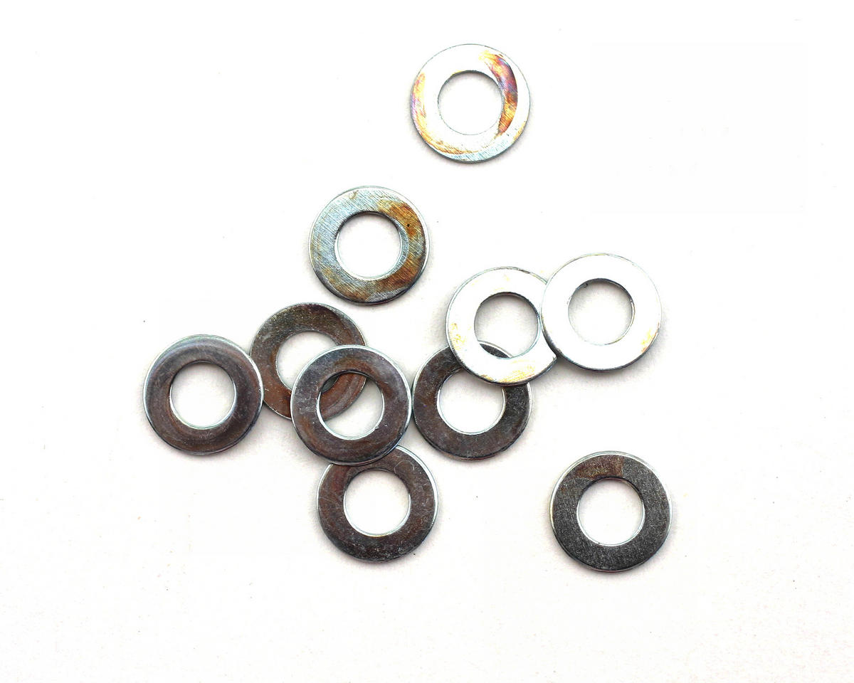 HPI Nitro 3 Evo + 5x10x.5mm Washer (10)