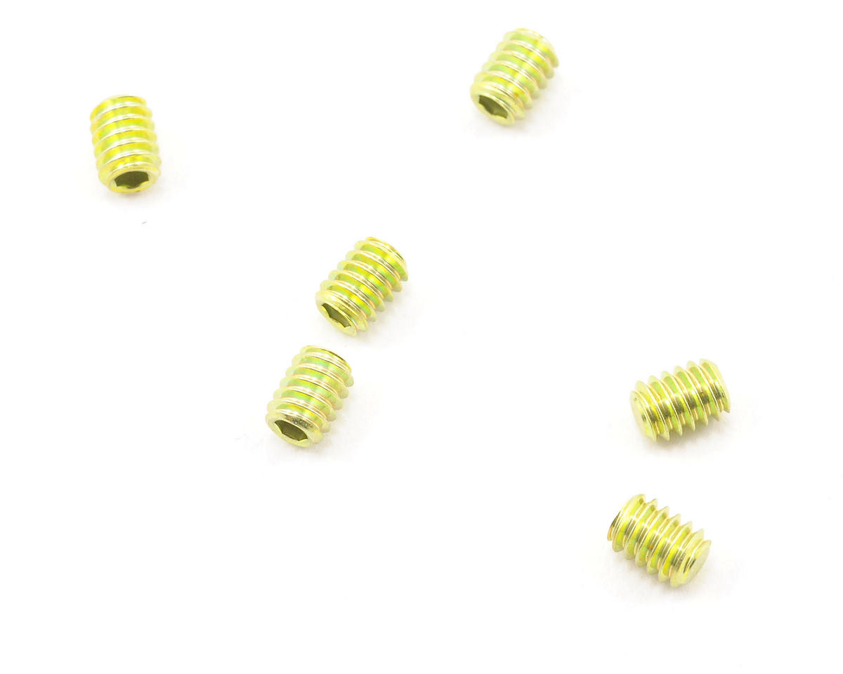 HPI Racing 3.2x5mm Set Screw (6) (Hot Bodies Cyclone S)
