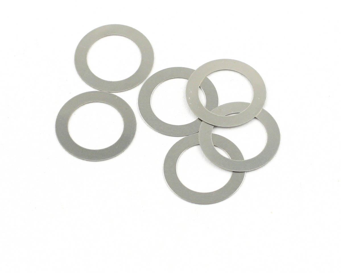 12x18x0.2mm Washer (6) by HPI