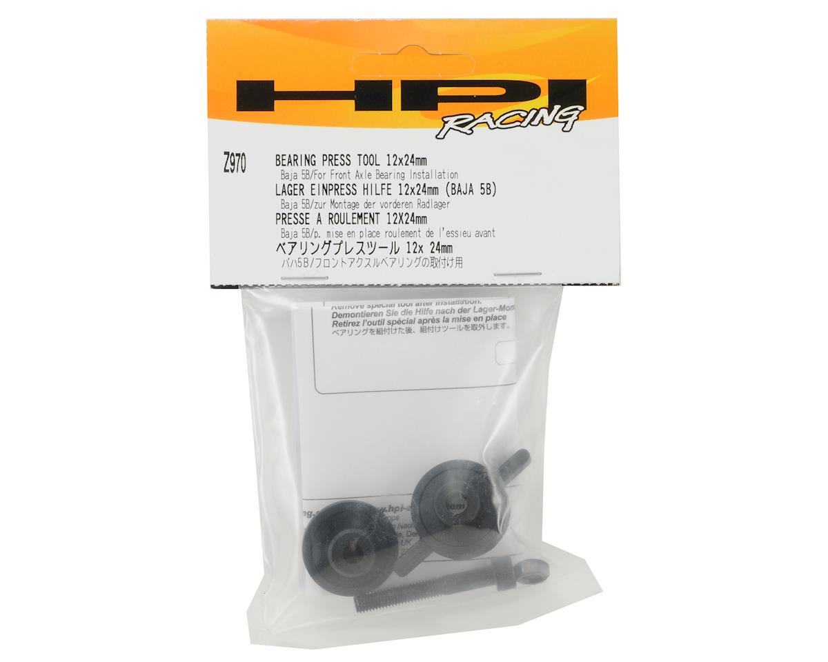 HPI Racing 12x24mm Bearing Press Tool