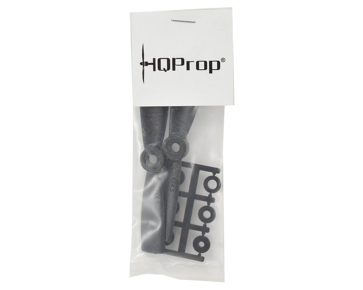HQ Prop 4x4.5 Bullnose Propeller (Black) (2)