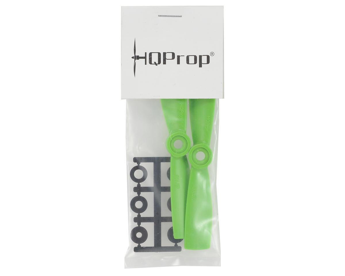 HQ Prop 4x4.5R Bullnose Propeller (Green) (2)