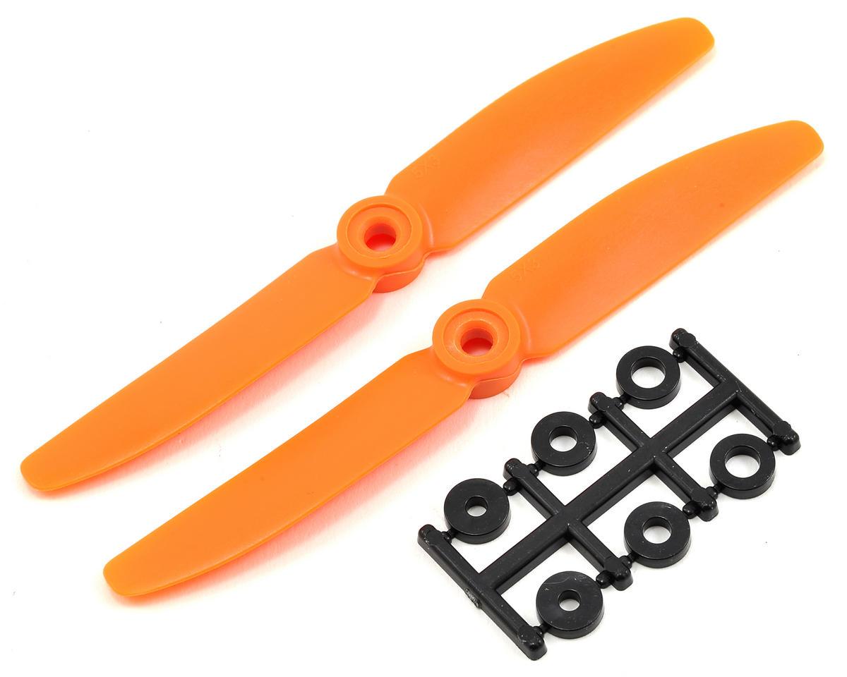 HQ Prop 5x3 Propeller (Orange) (2)