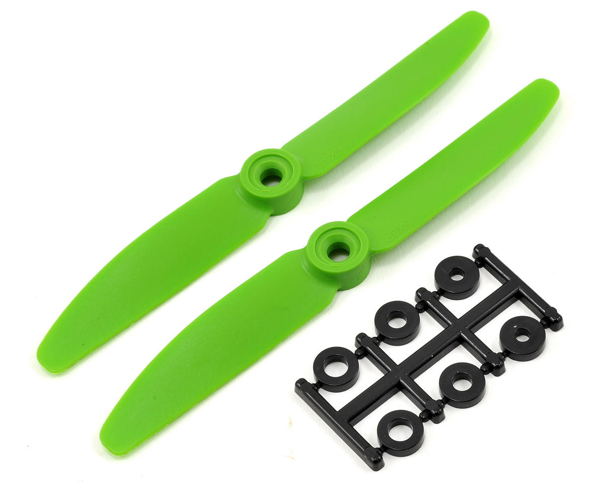 HQ Prop 5x3R Propeller (Green) (2)