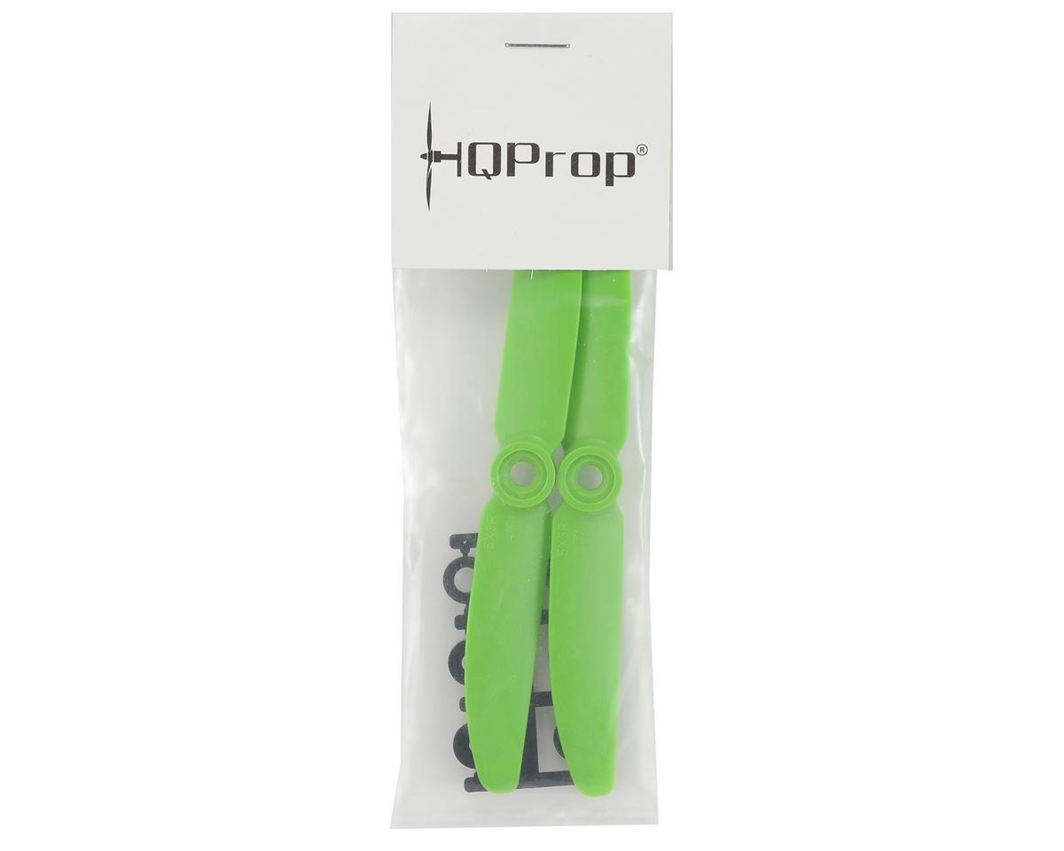 HQ Prop 5x3R Propeller (Green) (2)