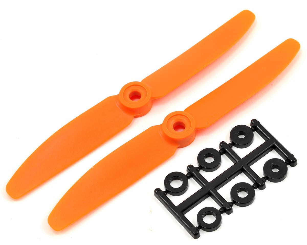 HQ Prop 5x3R Propeller (Orange) (2)