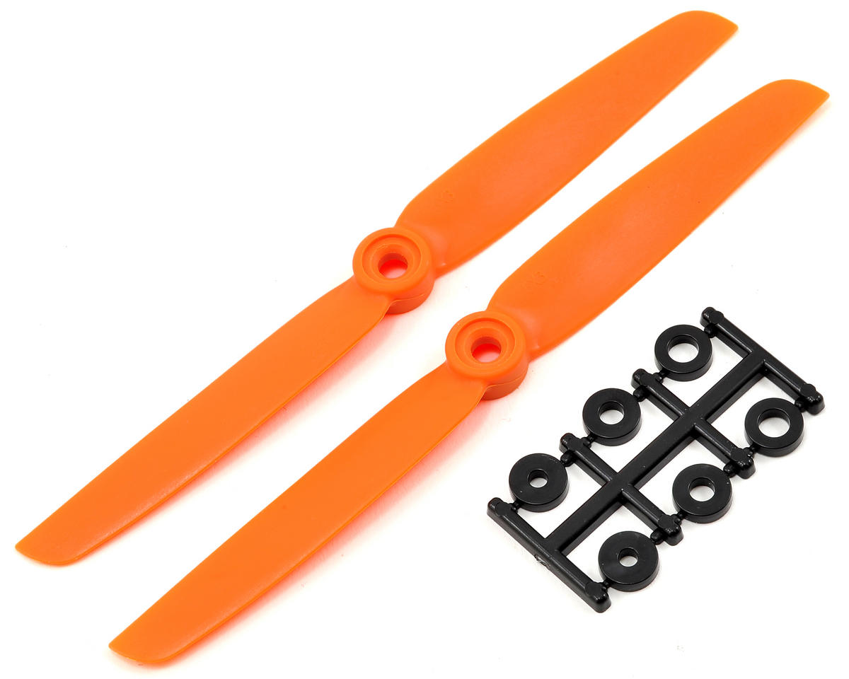 HQ Prop 6x3 Propeller (Orange) (2)