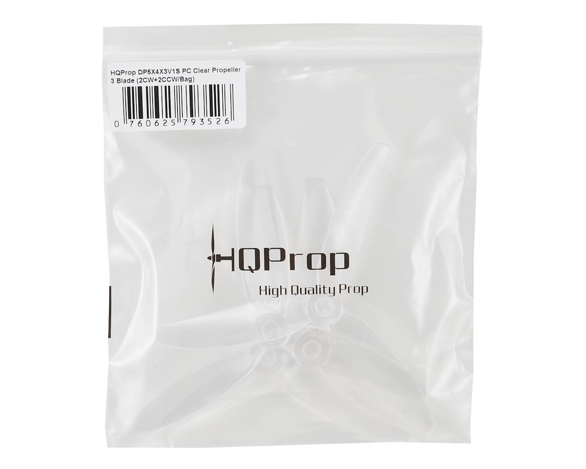 HQ Prop Durabale V1S 5x4x3 PC (Clear)