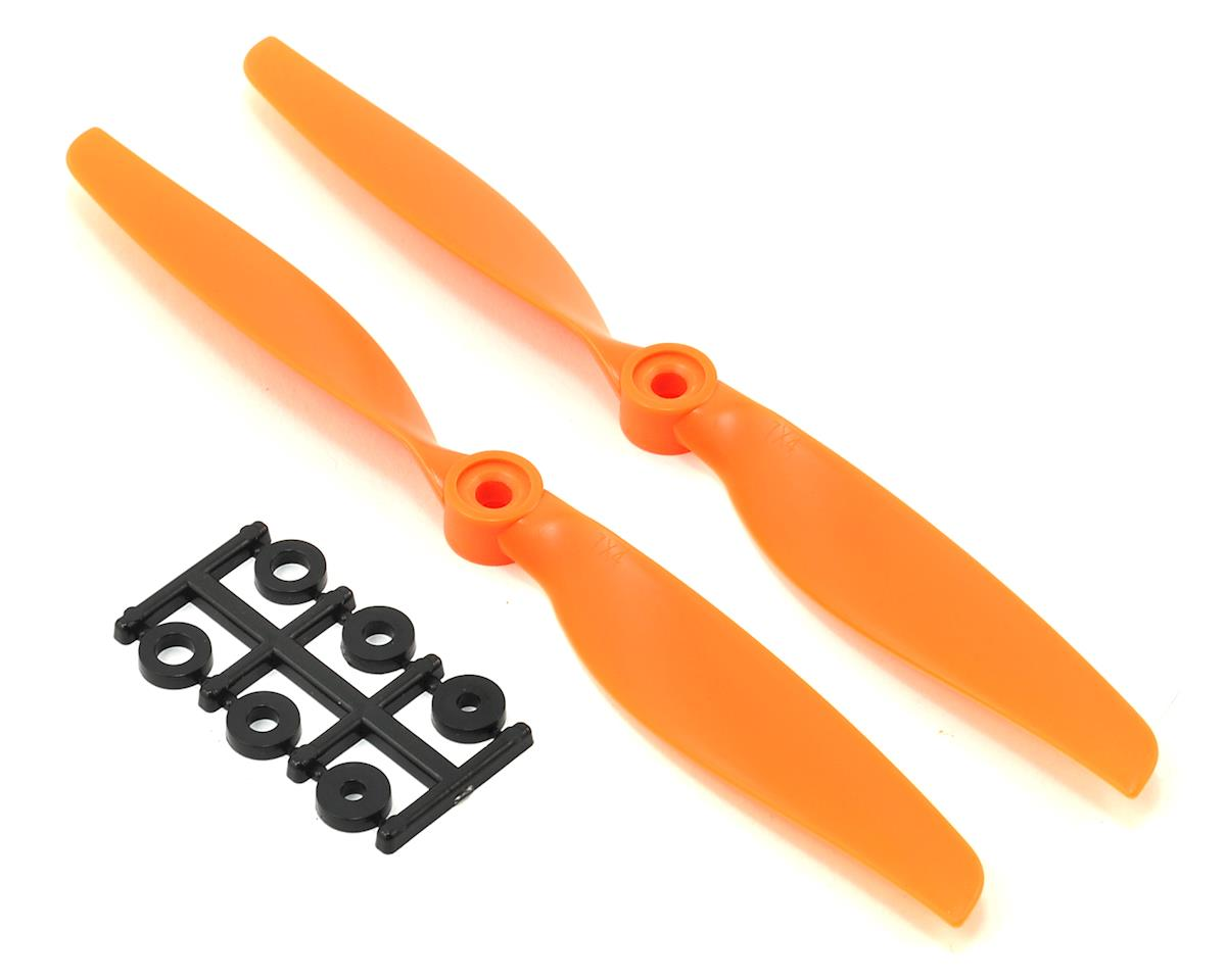 HQ Prop Slow Flyer Prop 7X4 (Orange)