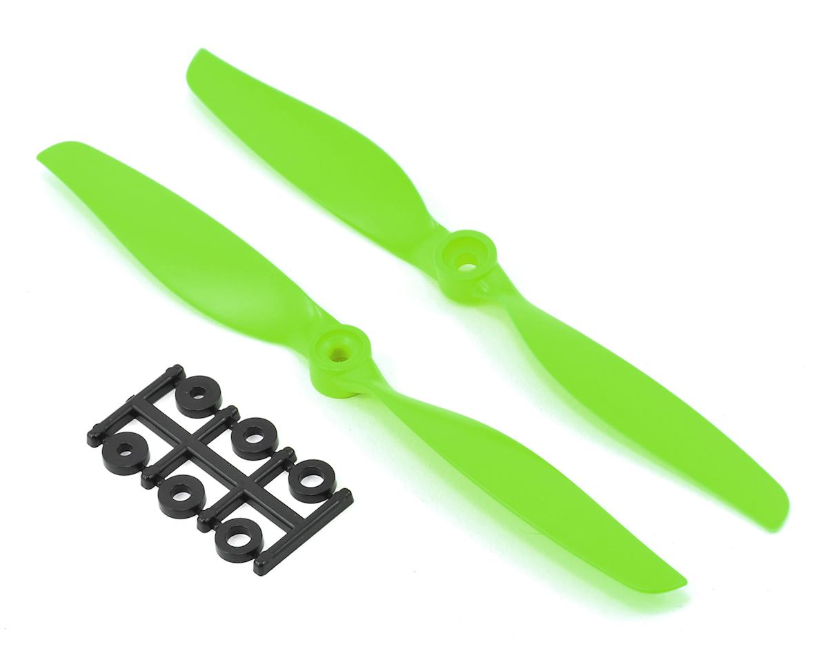 HQ Prop Slow Flyer Prop Pusher 7X4R (Green)