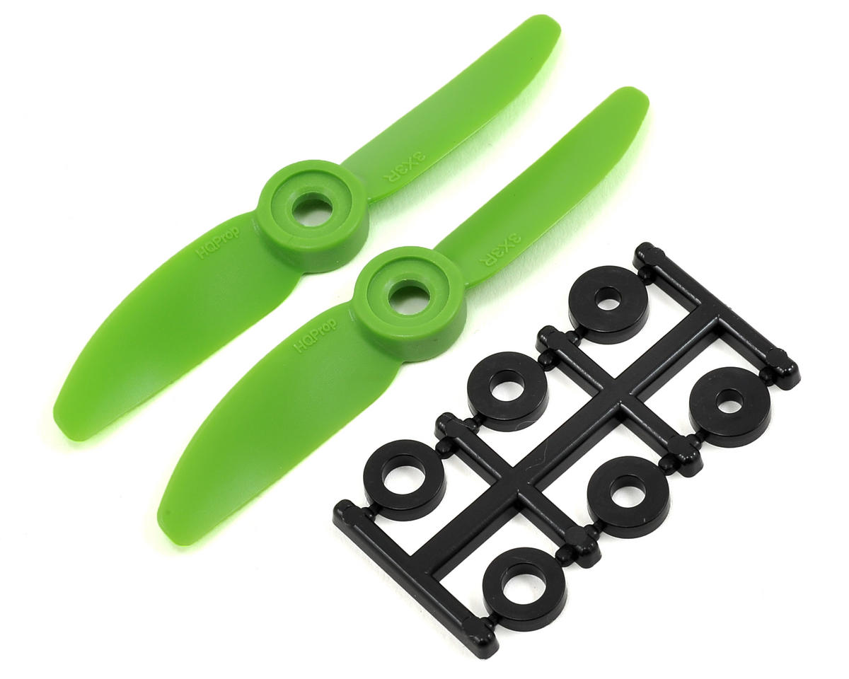 HQ Prop 3x3R Propeller (Green) (2)
