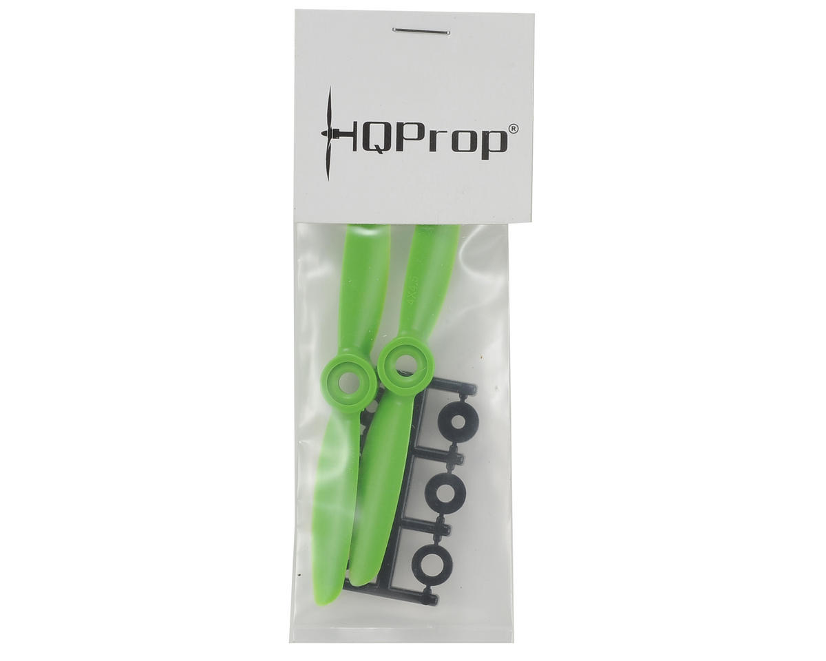HQ Prop 4x4.5 Propeller (Green) (2)