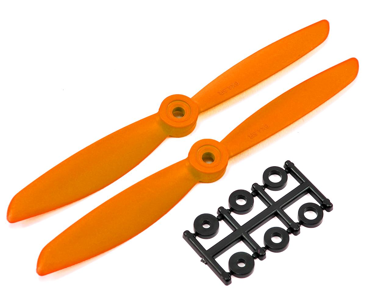 HQ Prop 6x4.5R Propeller (Orange) (2)