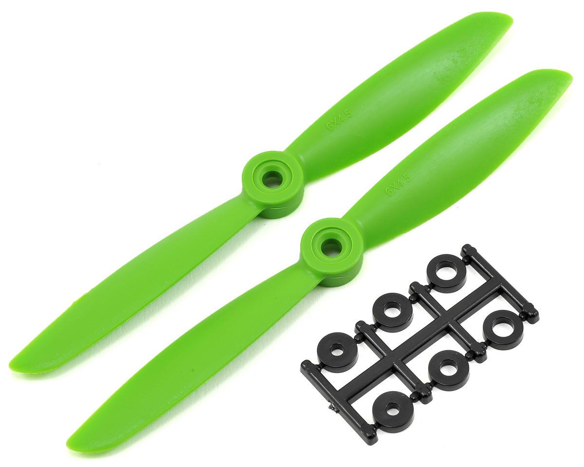 HQ Prop 6x4.5 Propeller (Green) (2)