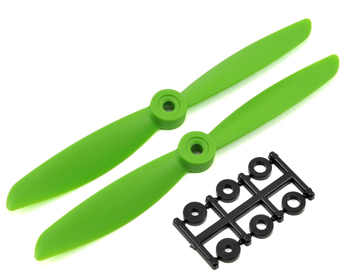 HQ Prop 6x4.5R Propeller (Green) (2)
