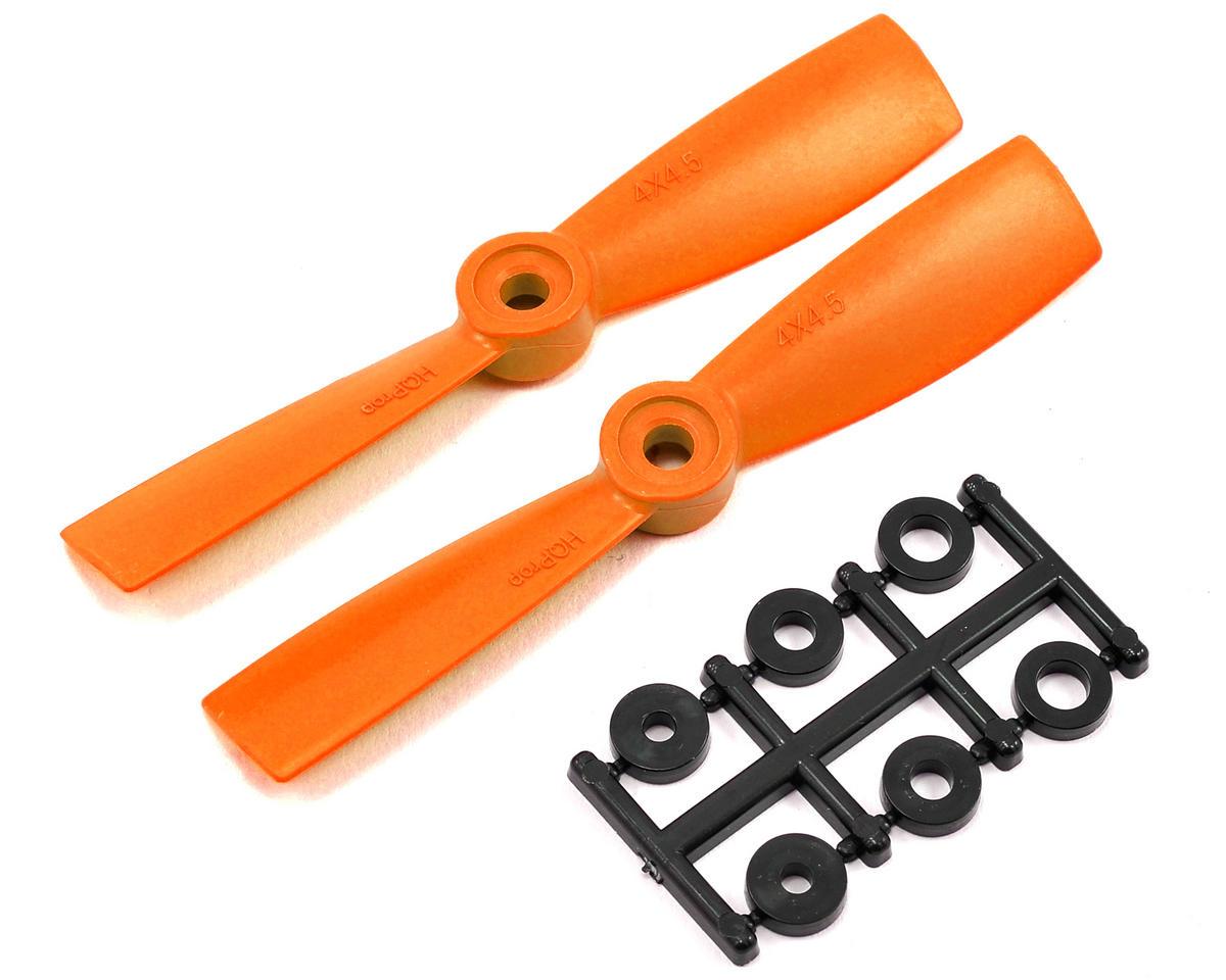 HQ Prop 4x4.5 Bullnose Propeller (Orange)