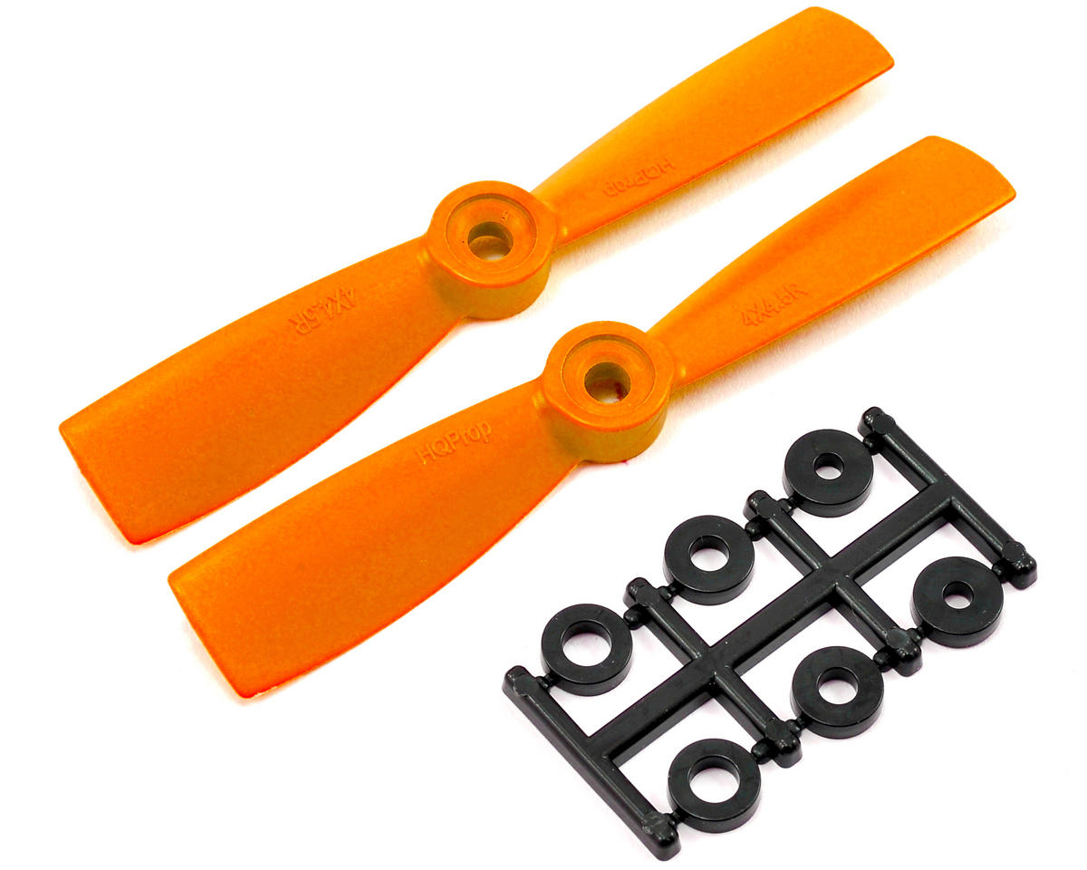 HQ Prop 4x4.5R Bullnose Propeller (Orange)