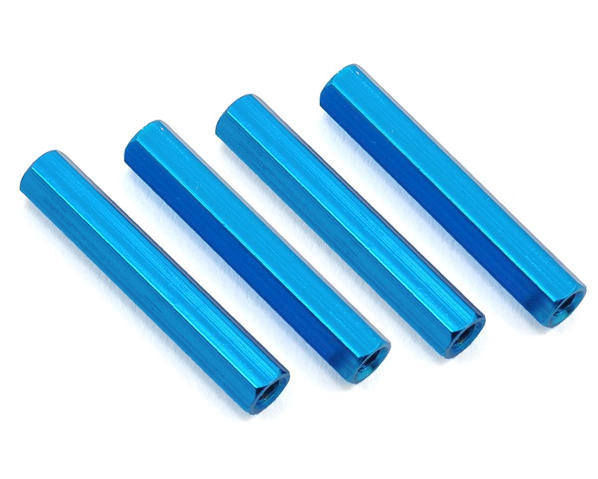 HQ Prop 3x30mm Aluminum Standoff (Blue) (4)
