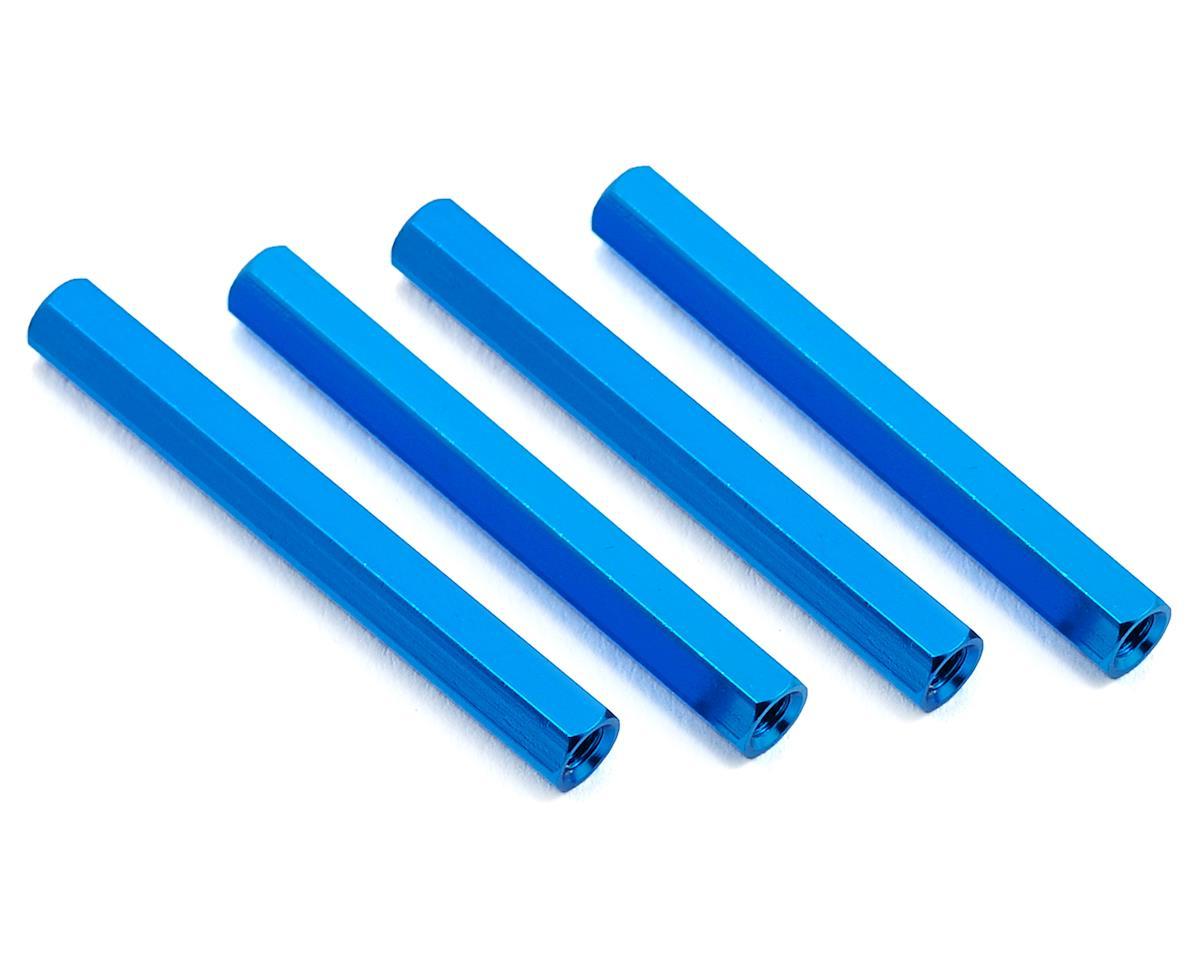 HQ Prop 3x40mm Aluminum Standoff (Blue) (4)
