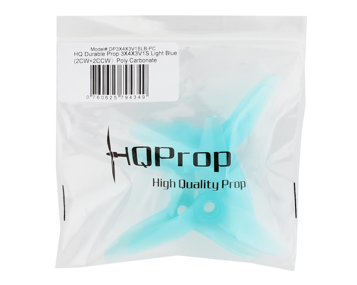 Image 2 for HQ Prop Durable Prop 3x4x3V1S PC (Blue)