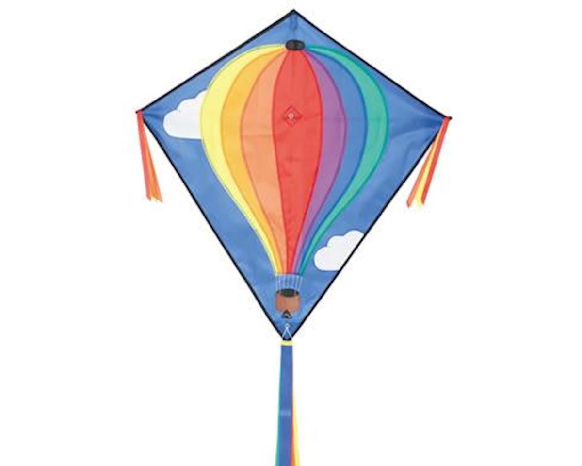 "Eddy Jolly Roger 27"" Diamond Kite"