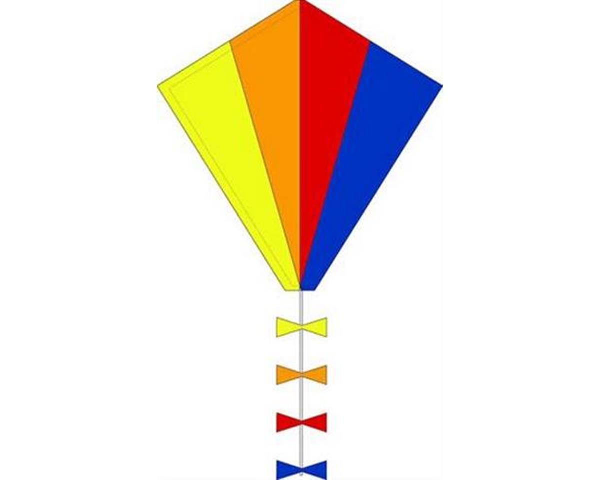 HQ Kites 102100 Eddy Spectrum Ready to Fly Kite