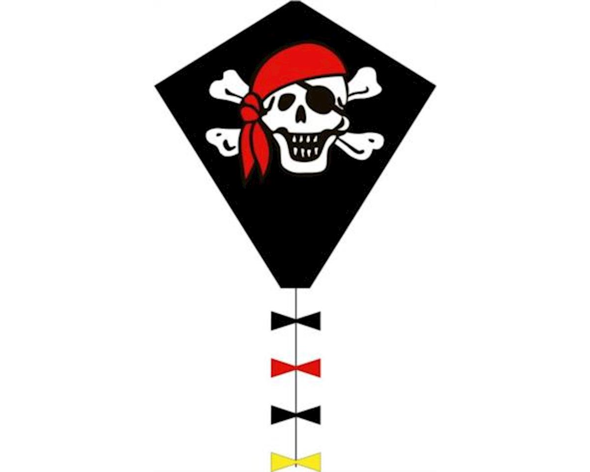 HQ Kites 20In Eco Ine Eddy Jolly Roger Kite (6)