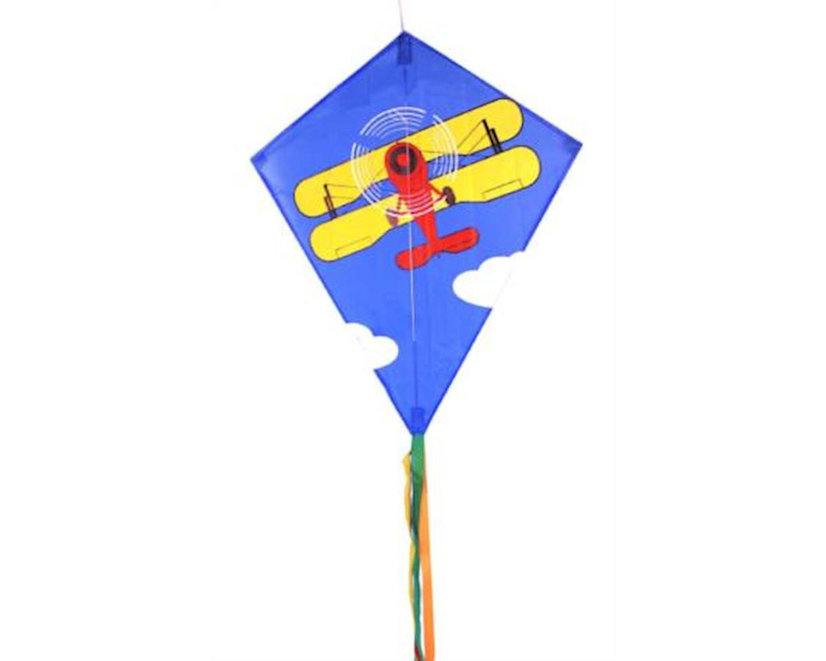 "HQ Kites Eddy Biplane 28"" Diamond Kite 
