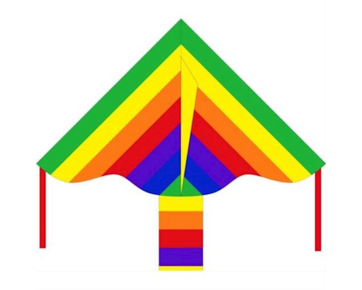 "HQ Kites 102130 36"" ECOLINE RAINBOW SIMPLE FLYER"