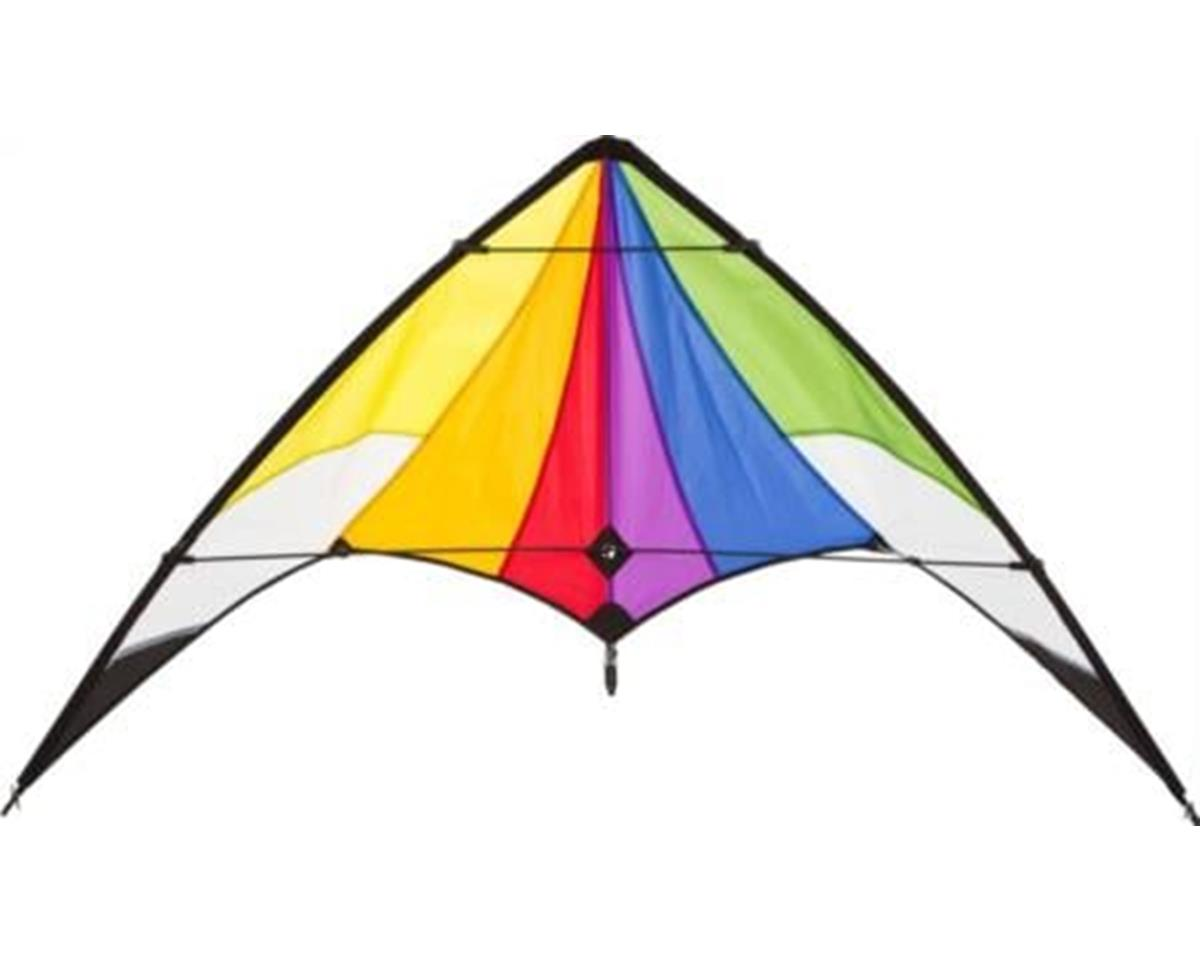 HQ Kites Stunt Kite Orion Rainbow 1/13