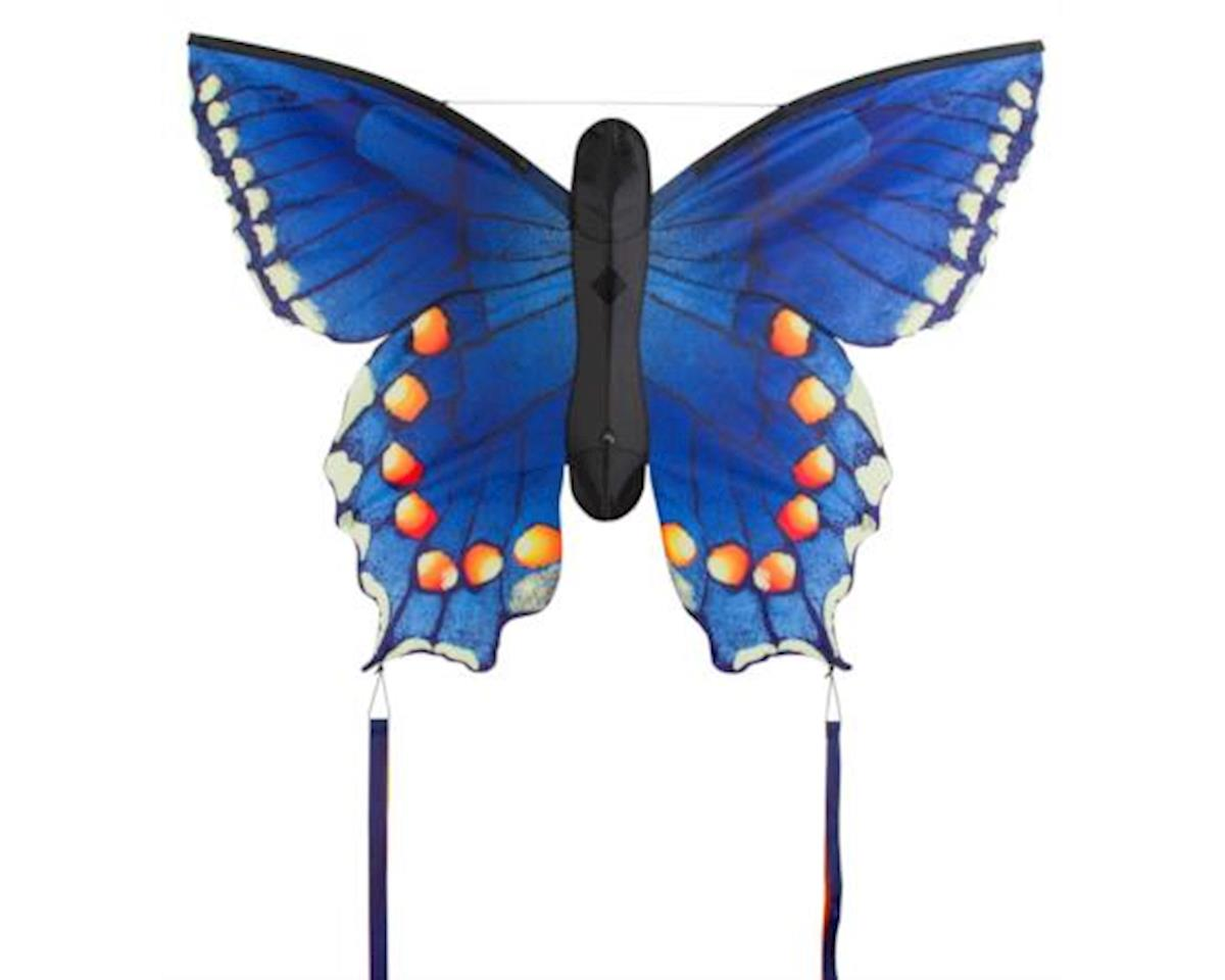 "HQ Kites Swallowtail ""L"" Butterfly Kite, Blue"