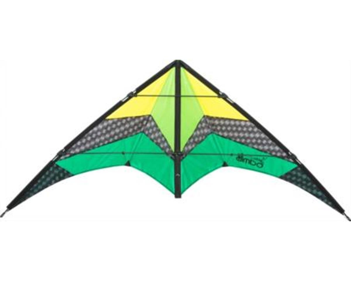 HQ Kites and Designs 112382 Limbo II Kite, Emerald
