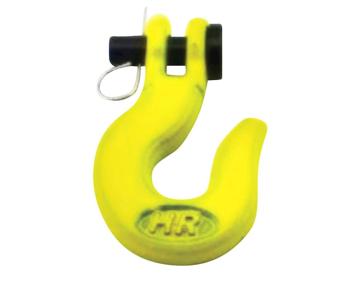 Hot Racing Winch 1/10 Scale Hook Yellow
