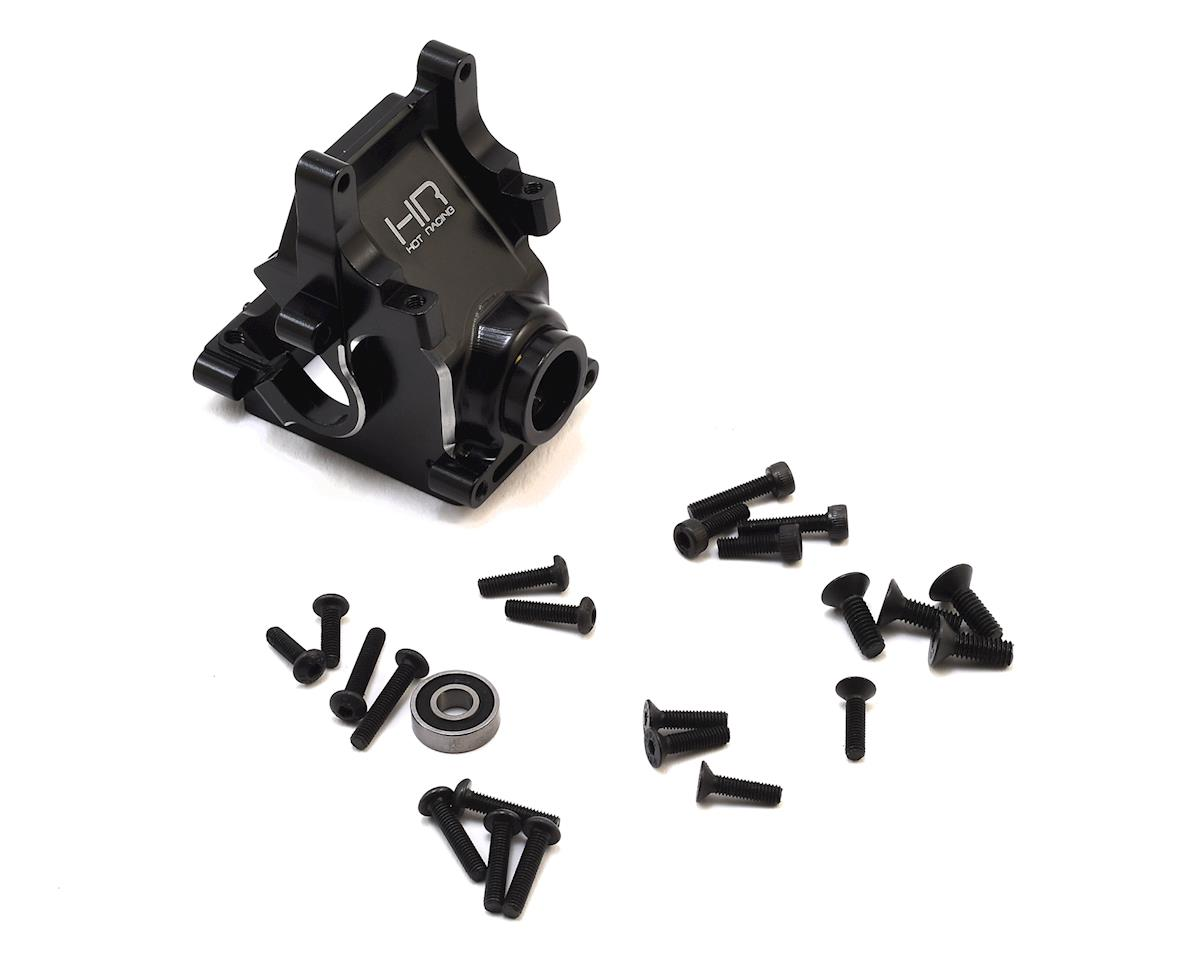 Hot Racing Arrma Kraton/Outcast Aluminum Gearbox Case Bulkhead (Black)