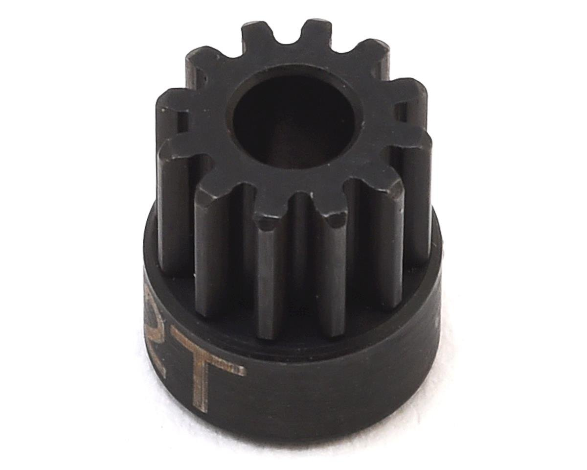 Hot Racing Hardened Steel 48P Pinion Gear w/3mm Bore (12T)