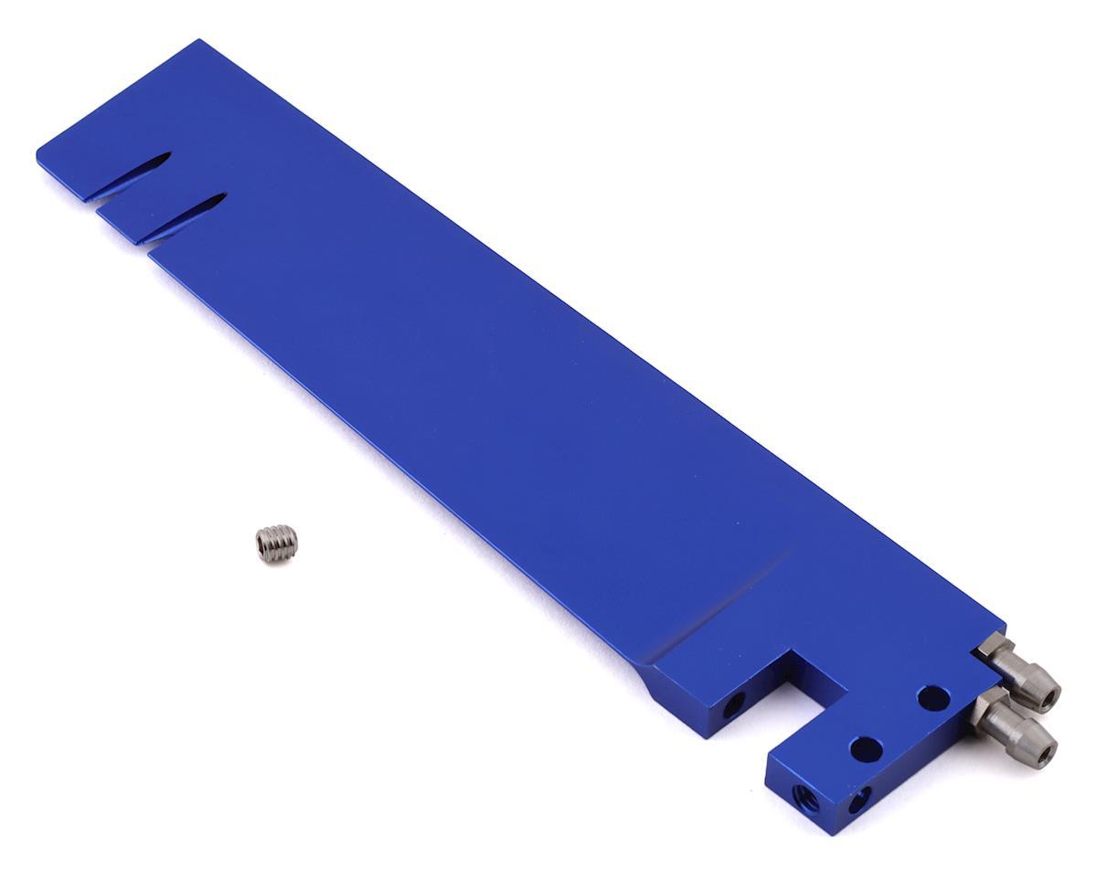 Hot Racing Dual Pickup Rudder Blade Blue M41