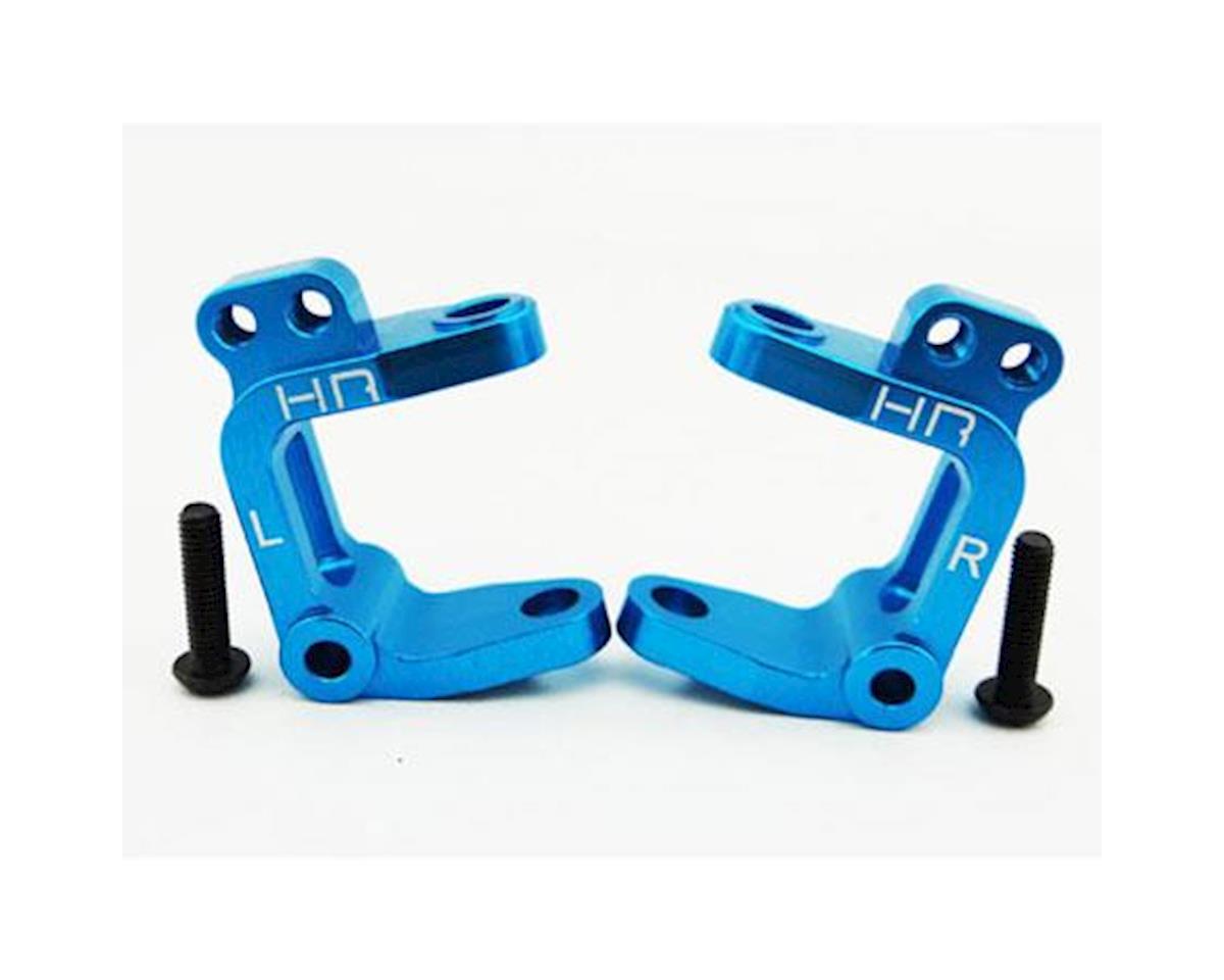 Hot Racing ECX Aluminum Caster Blocks (Blue)