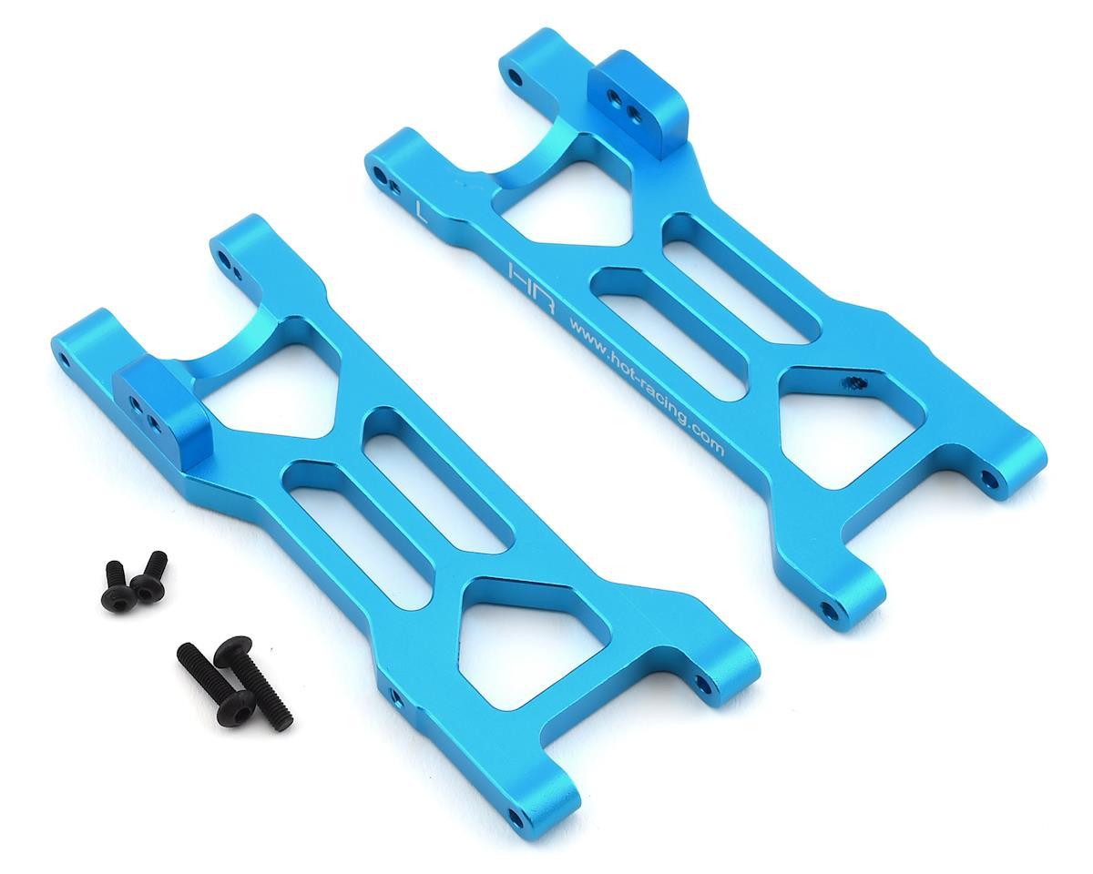 Blue Aluminum Rear Arm Set ECX by Hot Racing