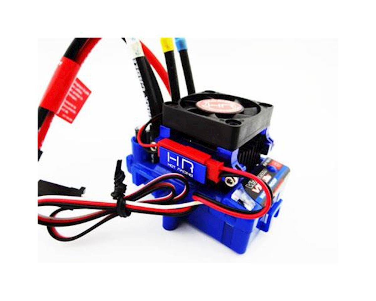Hot Racing Velineon VXL-3s ESC Heat Sink w/High Velocity Fan (Traxxas Slash)