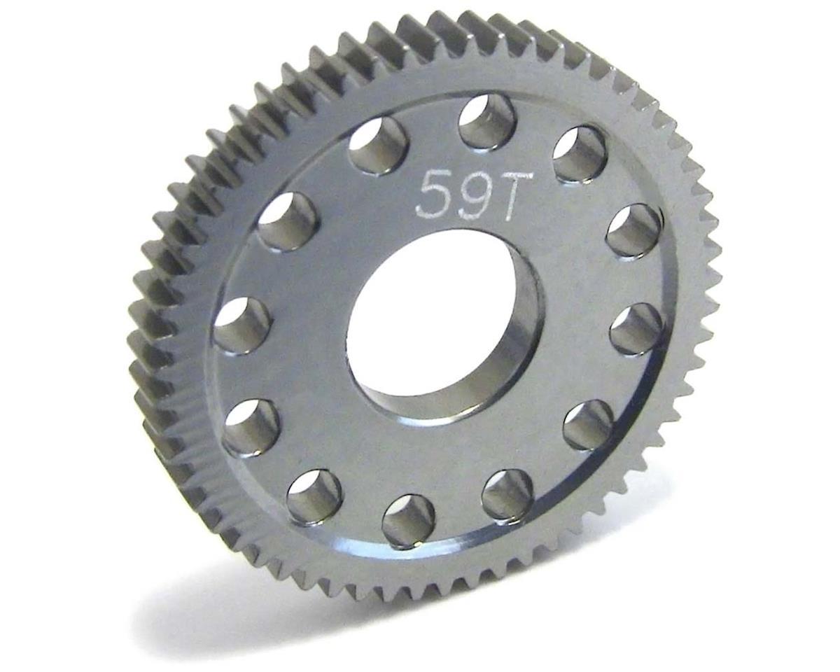 Hot Racing 6061 Aluminum Main Gear 59T Micro 4WD