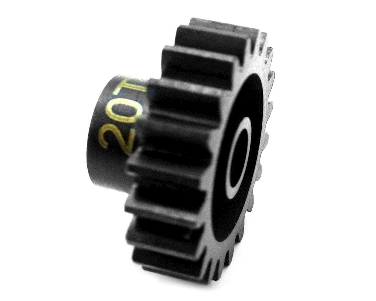 Steel Mod 1 Pinion Gear w/5mm Bore (20T) by Hot Racing