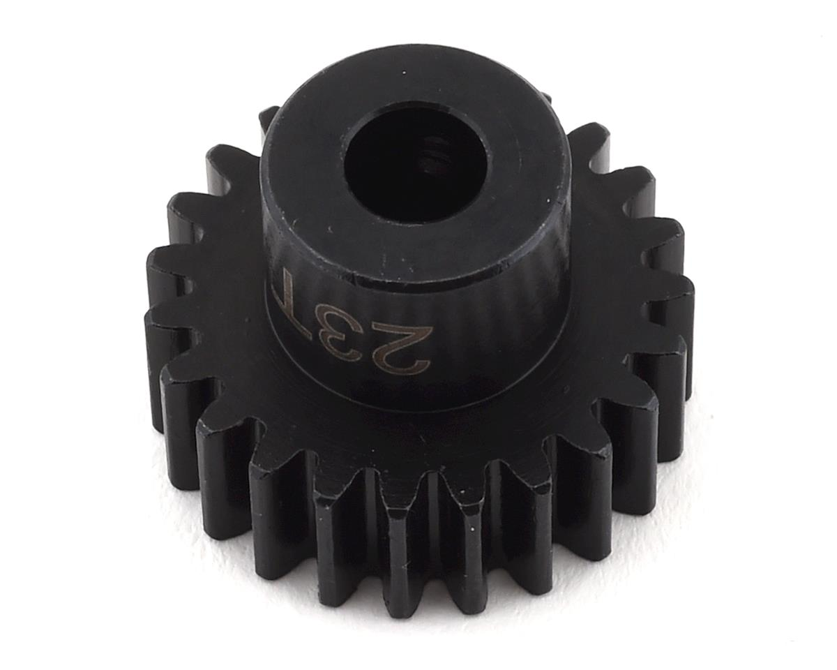 Hot Racing Steel 32P Pinion Gear (5mm Bore) (23T)