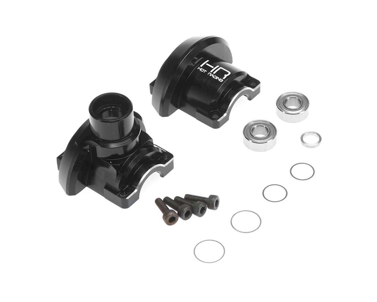 Hot Racing Heavy Duty CNC Aluminum Outer Diff Case Black