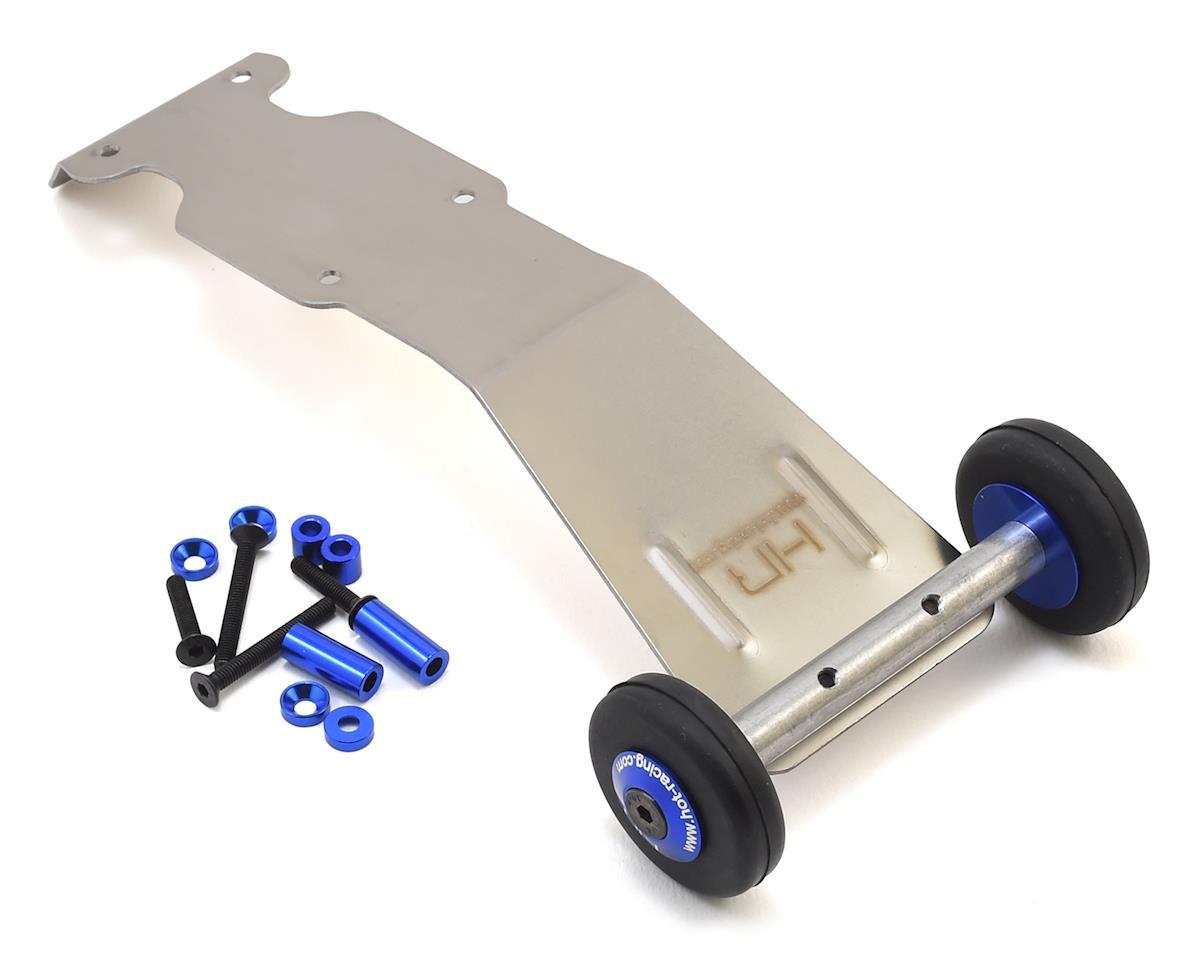 Stainless Steel Wheelie Bar Revo by Hot Racing